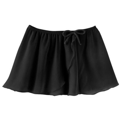 Girls 4-14 Jacques Moret Chiffon Dance Skirt