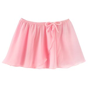 Girls 4-14 Jacques Moret Chiffon Dance Skirt
