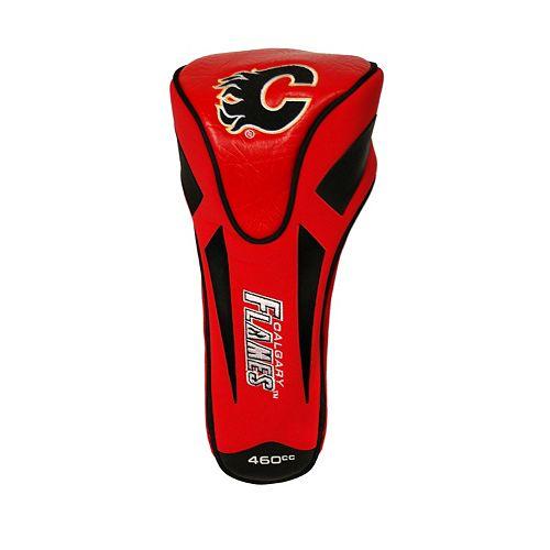 Calgary Flames Single Apex Head Cover