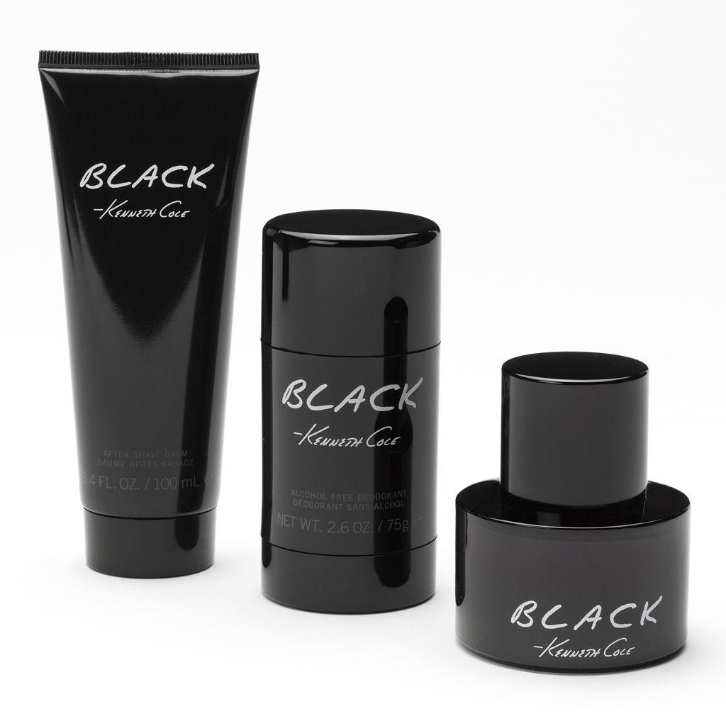 Kenneth Cole Black Men's Cologne Gift Set