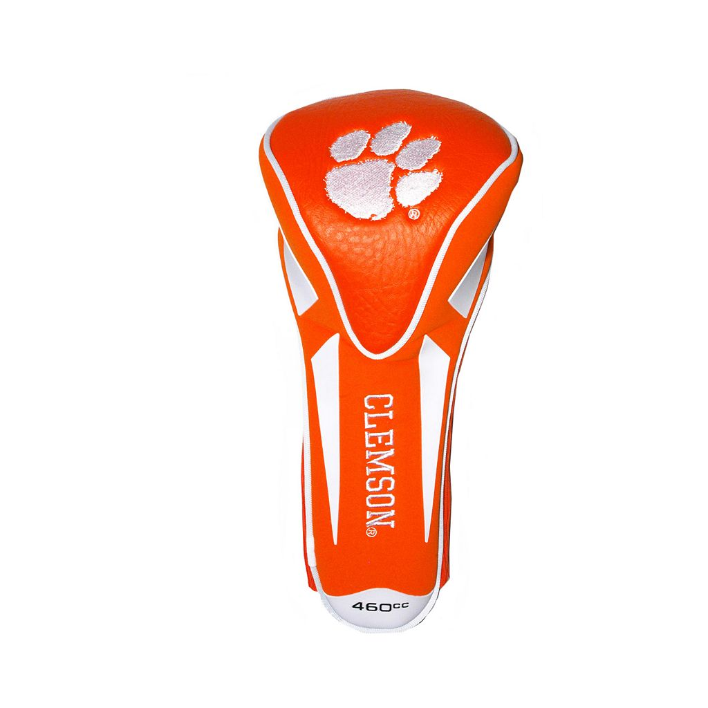 Clemson Tigers Single Apex Head Cover