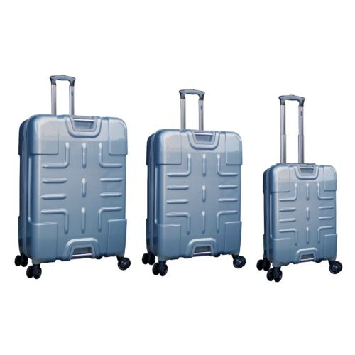 Ford F-150 Luggage, 3-pc. Expandable Hardside Spinner Luggage Set