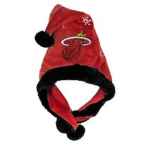 Adult Forever Collectibles Miami Heat Thematic Santa Hat