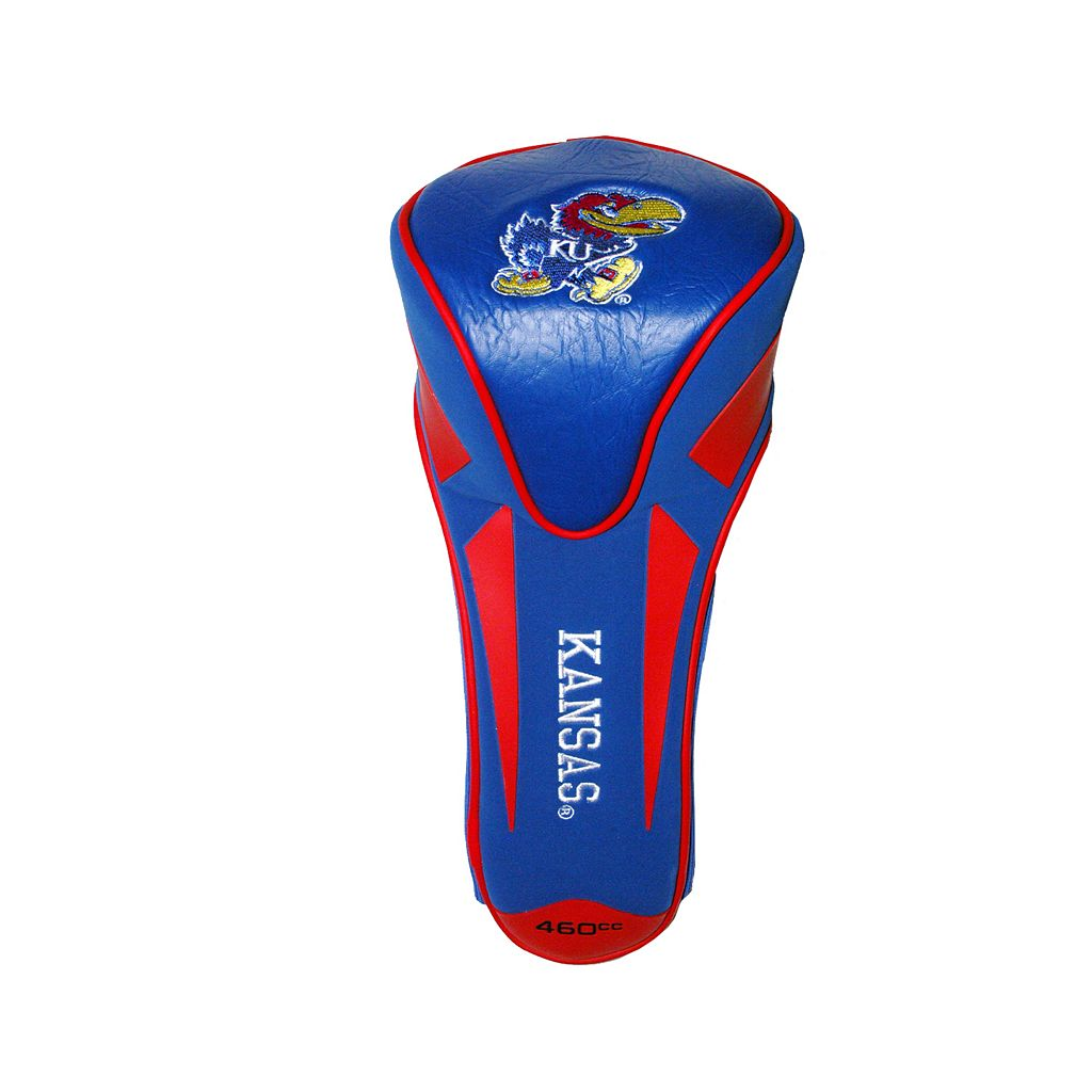 Kansas Jayhawks Single Apex Head Cover