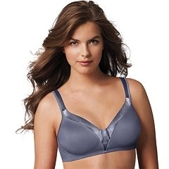 d64a7fde40 Playtex Bra  18-Hour Sensationally Sleek Full-Figure Full-Coverage Wireless  Bra