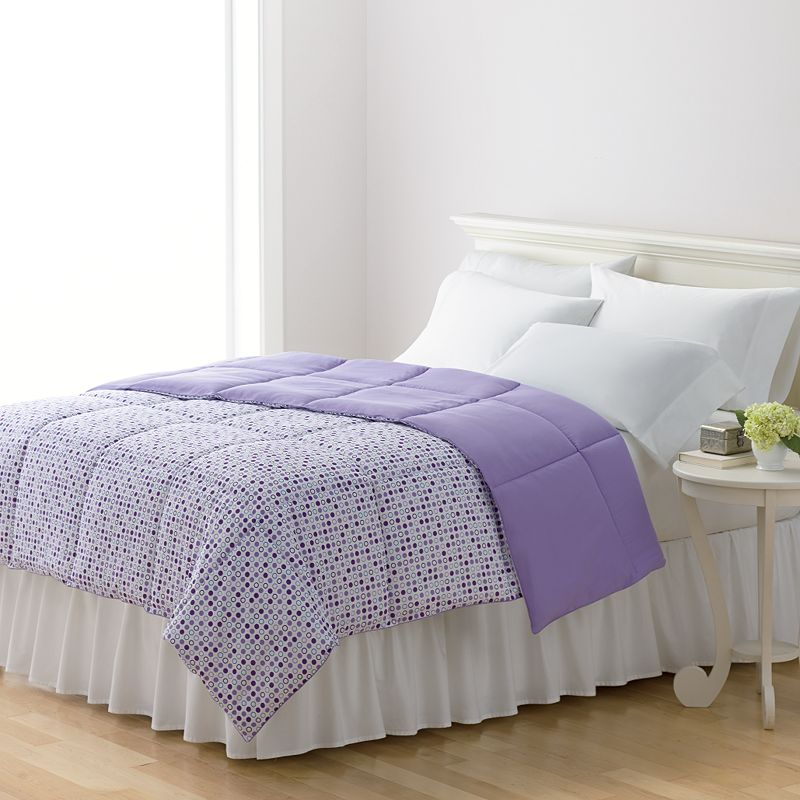 King Memory Foam Mattress Topper 233 Thread Fiberbed Bed