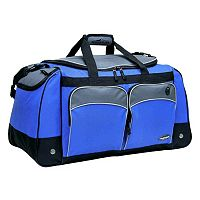 Travelers Club 28 in Sport Duffel Bag