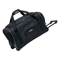 Travelers Club 22-in. Wheeled Duffel Bag