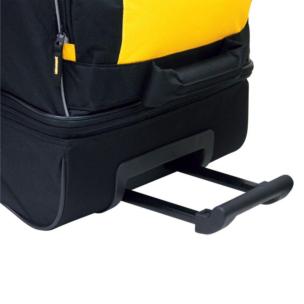 Travelers Club 36-in. Drop-Bottom Wheeled Duffel Bag