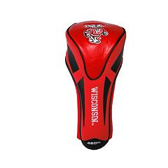 Wisconsin Badgers Single Apex Head Cover