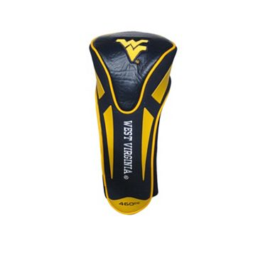 West Virginia Mountaineers Single Apex Head Cover