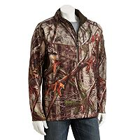 Huntworth Camouflage Half-Zip Performance Pullover - Men