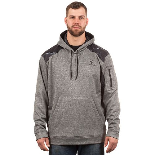 Men's Huntworth Lifestyle Performance Fleece Hooded Sweatshirt