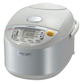Zojirushi Umami Micom 5.5-Cup Rice Cooker and Warmer
