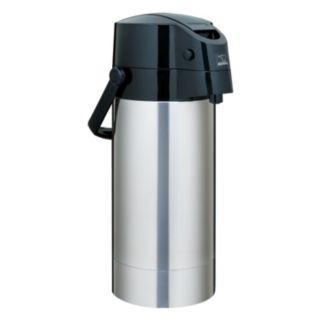 Zojirushi Air Pot 128-oz. Stainless Steel Beverage Dispenser