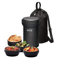 Zojirushi 37-oz. Stainless Steel Vacuum Insulated Tiffin Box