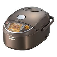 Zojirushi 5.5-Cup Induction Heating Pressure Rice Cooker & Warmer