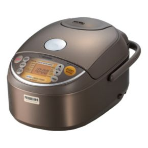 Zojirushi 5.5-Cup Induction Heating Pressure Rice Cooker and Warmer