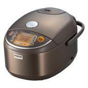 Zojirushi 10 cupInduction Heating Pressure Rice Cooker & Warmer