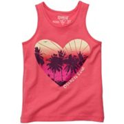 OshKosh B'gosh Heart Graphic Tank - Toddler