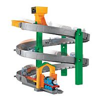 Thomas & Friends Double Spiral Sodor Playset by Fisher-Price