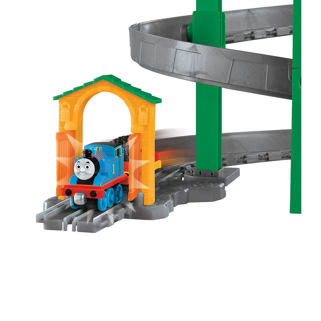 Thomas and Friends Double Spiral Sodor Playset by Fisher-Price