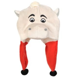 Adult Forever Collectibles Oklahoma Sooners Mascot Dangle Hat