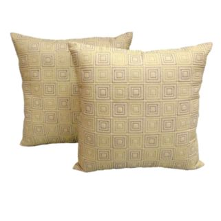 Essentials City Embroidered 2-pk. Decorative Pillows