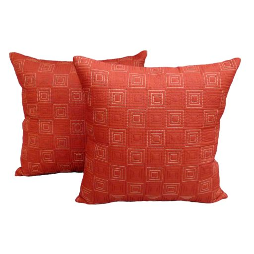 Essentials City Embroidered 2-pk. Decorative Pillows