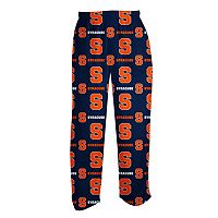 College Concepts Highlight Syracuse Orange Fleece Lounge Pants - Men