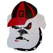 Georgia Bulldogs Mascot Wall Art