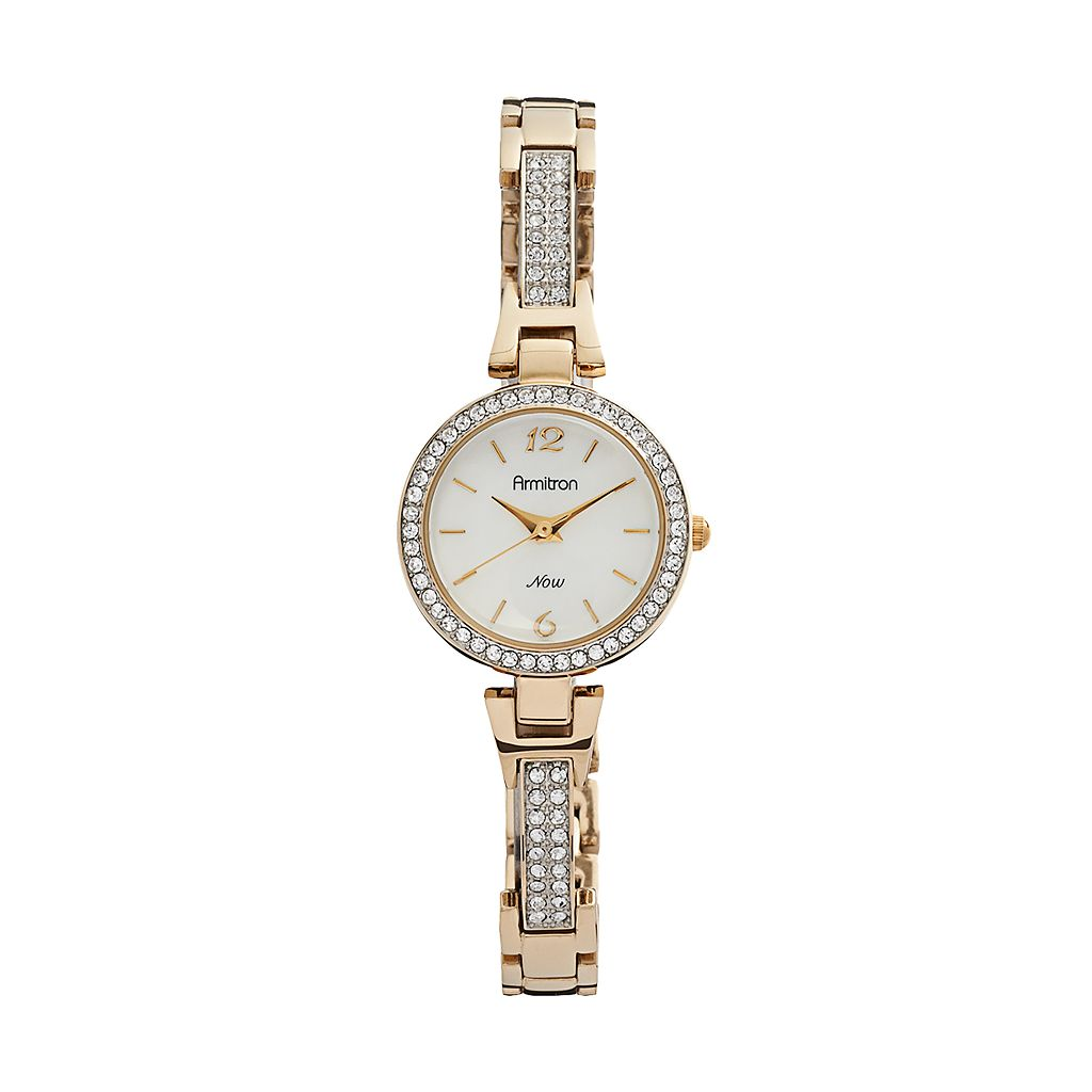 Armitron Women's NOW Crystal Watch