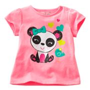 Jumping Beans Panda and Bird Tee - Baby