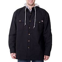 Men's Dickies Mock-Layer Hooded Jacket