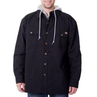 Men's Dickies Mock-Layer Hooded Jacket
