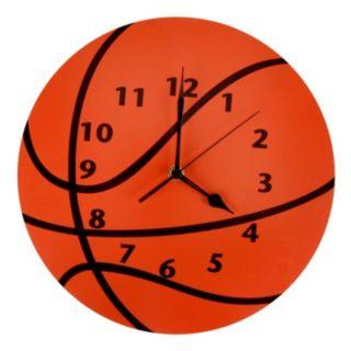 Trend Lab Basketball Wall Clock