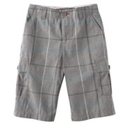 Tony Hawk Plaid Cargo Shorts - Boys 8-20