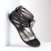 Simply Vera Vera Wang Gladiator Sandals - Women