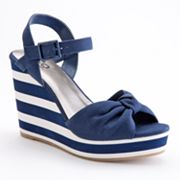 SO Wedge Sandals - Women