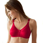 Bali Double Support Comfort-U Back Full-Figure Bra - 3820