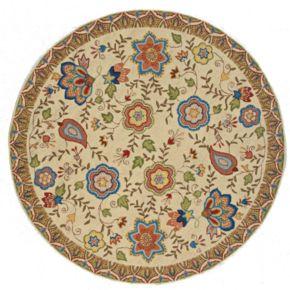 Momeni Spencer Floral Rug - 7' Round