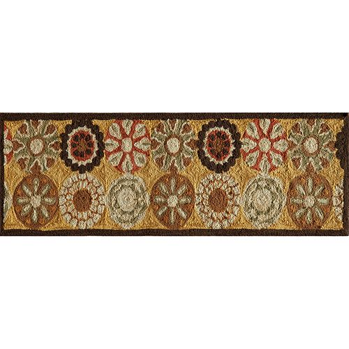 "Momeni Summit Medallion Rug Runner - 2'3"" x 7'6"""