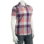 Urban Pipeline Plaid Shirt - Men