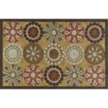 "Momeni Summit Medallion Rug - 3'6"" x 5'6"""