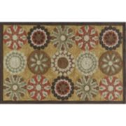 Momeni Summit Medallion Rug - 5' x 7'6""