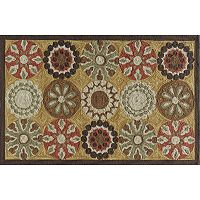 Momeni Summit Medallion Rug - 5' x 7'6