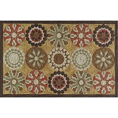 Momeni Summit Medallion Rug - 5' x 7'6'