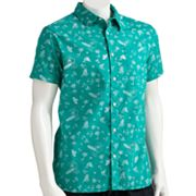 Hang Ten Woven Camp Shirt - Men