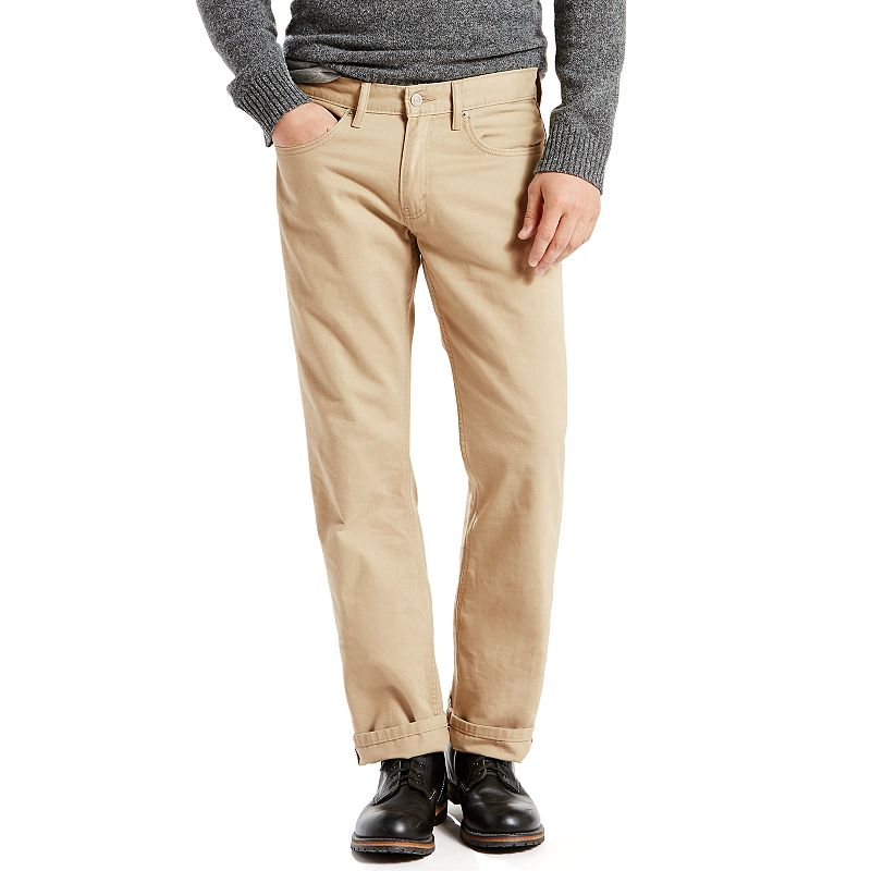 Levi's 559 Relaxed Twill Pants - Men