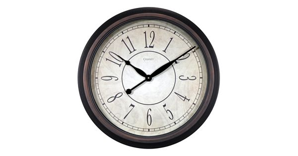 Chaney 24 In Updated Wall Clock
